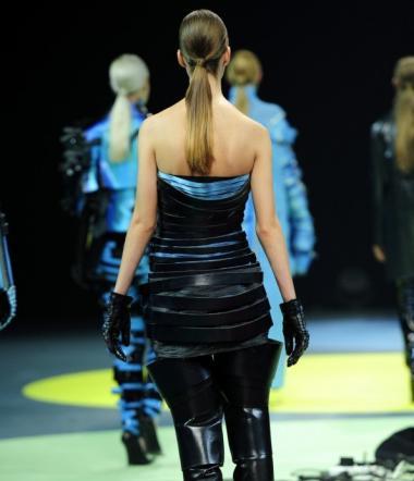 Fashion Academy Antwerp + show 14 + Flora Seierl