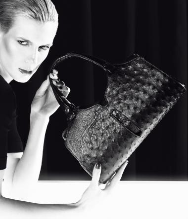 Alex Schrijvers + leather bag + Antwerp shopping tour + Belgian Fashion