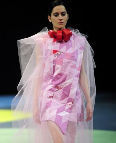 Fashion Academy Antwerp + show 14 + Clara Jungman Malmquist