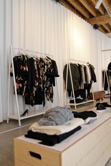 Monar&Clothes + Antwerp store - Fashion Tour